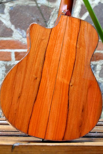 Hormigo Guitar IAF 3