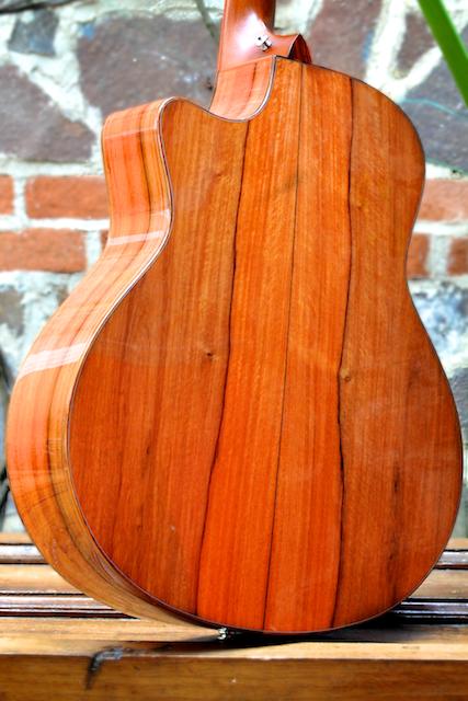 Hormigo Guitar IAF 4